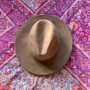 Free People Fedora Hat - one size